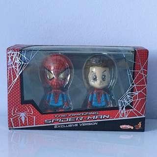 The Amazing Spider-Man — Spider-Man & Peter Parker Cosbaby Series