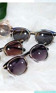 Matt sunglasses black