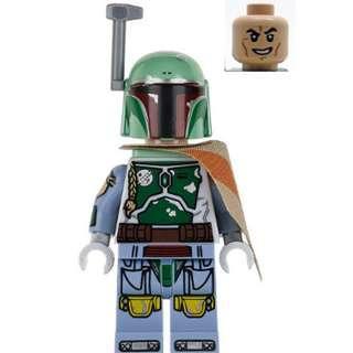 Lego Star Wars Boba Fett sw610