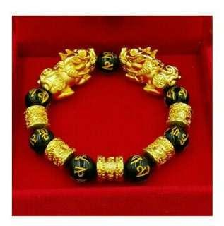 Bracelet Men's Gold Plated