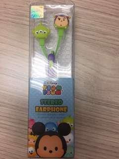 🚚 《全新》玩具總動員 Tsum Tsum 入耳式耳機