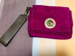 Authentic Kate Spade hand clutch