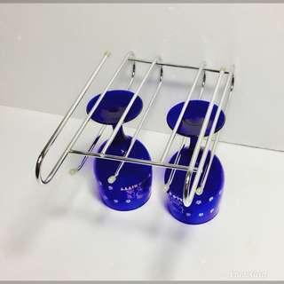 🚚 不鏽鋼 紅酒杯架 展示商品便宜賣