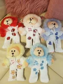 New Beanie Bears Collections