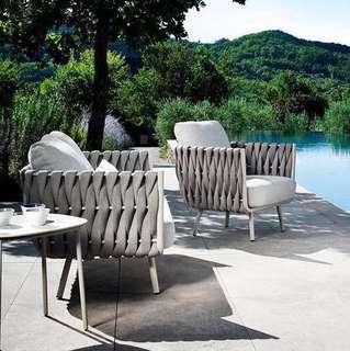 🚚 Armchair Outdoor Furniture