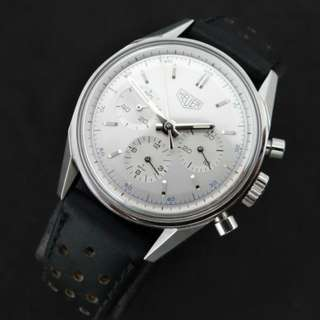 1960s Heuer Carrera 12 Dato Reference 2547S, Luxury, Watches on