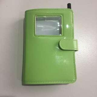 Passport Holder/Travel notebook