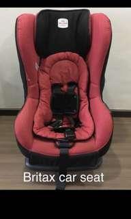 Britax Safe & Sound Compaq Car Seat