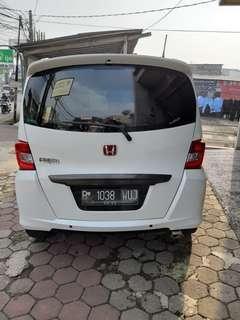 Honda freed PSD 2012 ,pintu elektrik