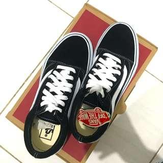 Vans Oldskool Black&White Authentic