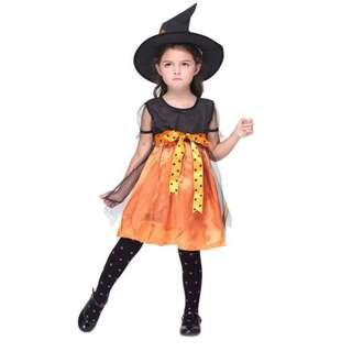 🚚 Little Witch Costume