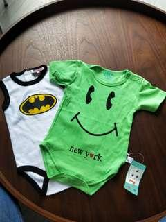 Baby Romper 3 for $10