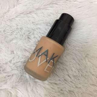 Make over foundation shade 04