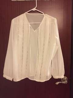White shirt 白色恤衫