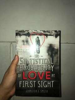 The Statistical Probability of Love at First Sight & The Geography of You and Me Set