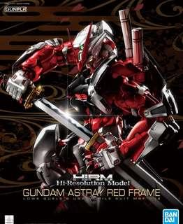 HiRM Astray Red Frame