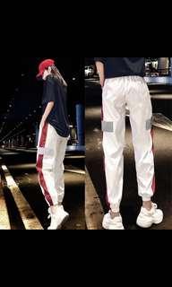 [Instock] White Sweatpants