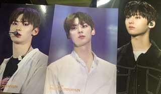 Wanna One Hwang Minhyun set