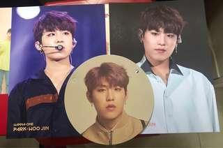 Wanna One Park Woojin set