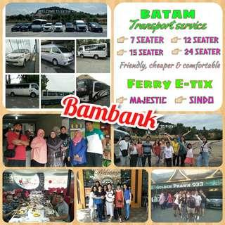 Batam cheaper transport