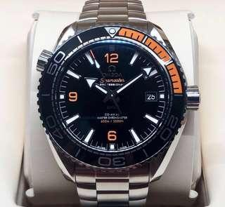Omega Seamaster Planet Ocean 600M Co-Axial Master Chronometer 43.5MM - 215.30.44.21.01.002
