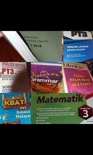 Reference books / activity books