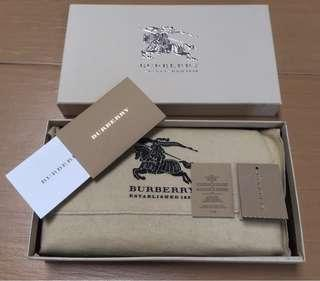 Authentic Burberry wallet like new condition