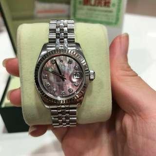 Rolex 26mm Datejust