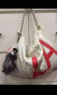 Chanel LA Jersey Bag