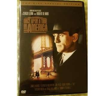 DVD Once Upon A Time in America