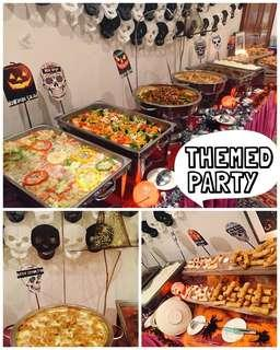 CATERING, LUNCHBOX & POTLUCK