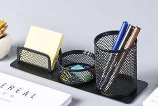 (現貨)多功能收納組 辦公桌收納/居家收納/桌面收納/筆筒/居家擺設