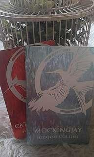 [WTS] The Hunger Games   Catching Fire & Mockingjay