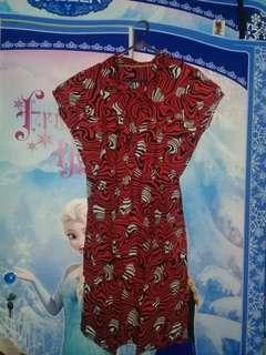 Dress atasan murah