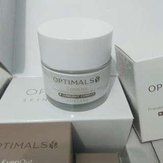 Oriflame optimals day cream