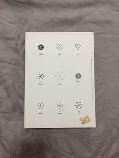EXO EXACT album lucky one ver. (ALBUM ONLY)