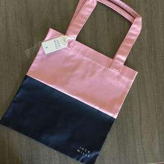 Jack wills tote bag 袋