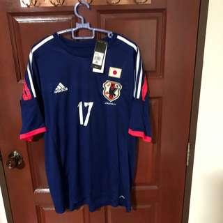 e40fb58c9 Japan FA World Cup 2014 Home Jersey