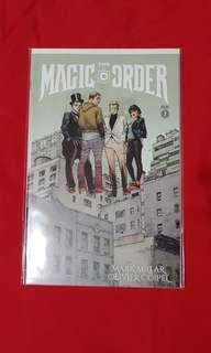 The Magic Order #1