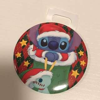 Christmas Stitch and 小甘 pin