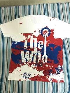 The who tshirt