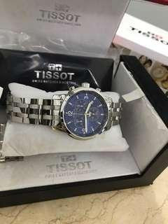 TISSOT chronograph quartz movement
