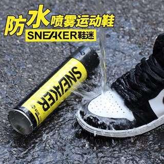 Sneaker waterproof spray