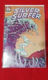 Silver Surfer Annual #1 Granov Variant