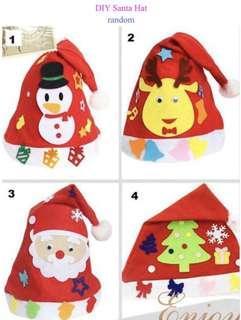 🚚 DIY Santa hat/CNY ornament