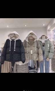 🚚 降價✔️短款米其林連帽外套