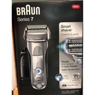 shaver braun S7 7899CC