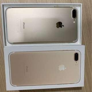 Iphone 7 plus one and half year old