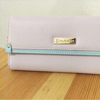PLAYBOY bunny pink wallet