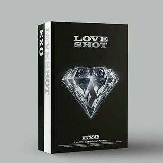 EXO - LOVE SHOT